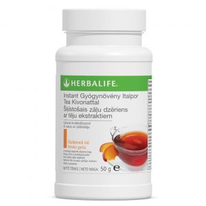 Instant Gyógynövény Italpor Barack – 50 g