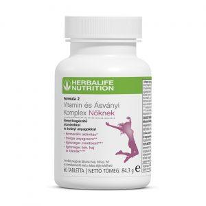 Formula 2 Vitamin Komplex Nőknek – 60 db