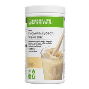 Herbalife Formula 1 Krémes Vanília – 550 g