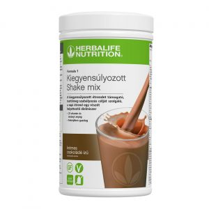 Herbalife Formula 1 Krémes Csokoládé – 550 g