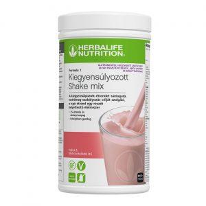 Herbalife Formula 1 Málnás – Fehércsokis MENTES – 500 g